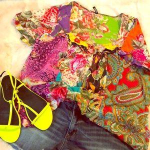 Tops - Funky boho blouse